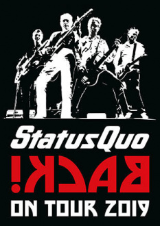 Status Quo, Back! On Tour 2019