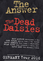 The Answer & The Dead Daisies