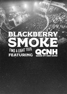 Blackberry Smoke | myticket.de