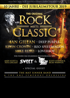 Rock Meets Classic | myticket.de