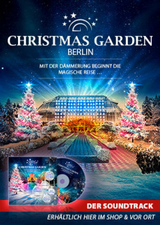 Christmas Garden Berlin  | myticket.de