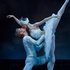 DAS RUSSISCHE NATIONALBALLETT - SCHWANENSEE