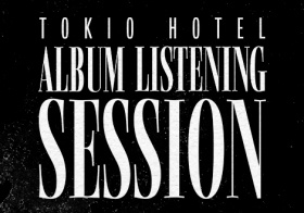 Tokio Hotel World Premiere, Listening Session at a secret location