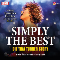 SIMPLY THE BEST - DIE TINA TURNER STORY  | undercover.de