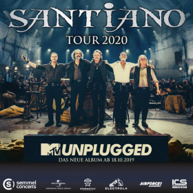 SANTIANO, MTV UNPLUGGED 2020