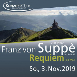 REQUIEM in d-Moll von Franz von Suppè